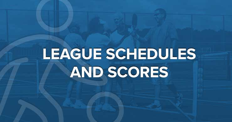 League Schedules and Scores