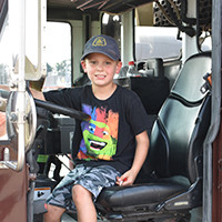 3rd Annual Touch A Truck